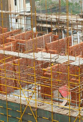 传统砖混结构